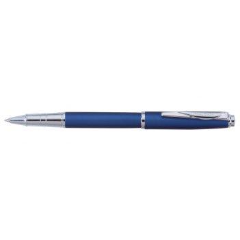 Ручка-роллер pierre cardin gamme classic. цвет - синий матовый. упаковка е