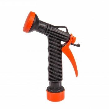 Пистолет-дождеватель, цанговый зажим 3/4 (19 мм), пластик, «жук»