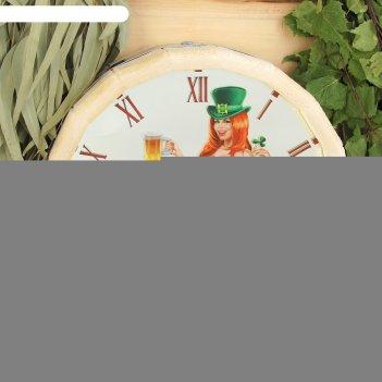 Часы банные бочонок добропаровъ. роковая дама с зеркалом