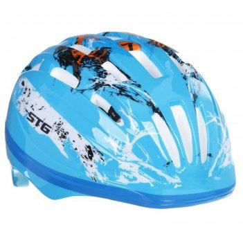 Шлем велосипедиста stg, размер s, hb6-2-a