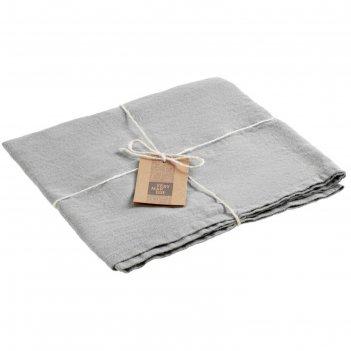 Дорожка сервировочная fine line, размер 45x150 см, цвет серый