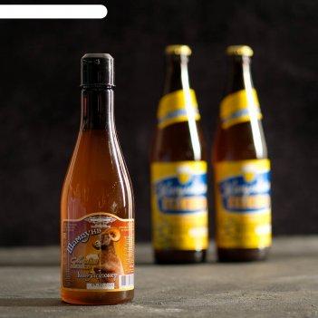 Шампунь-кондиционер для волос пиво kozel, 450 мл