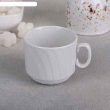 Чашка кофейная 100 мл бельё ф.426 голубка