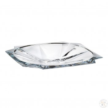 Фруктовница crystalite bohemia metropolitan 27,7см