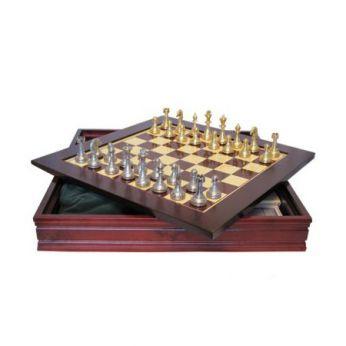 шахматы «gold» 31х31см
