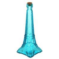 Бутылка для масла 50 мл париж, 15 см, цвет микс