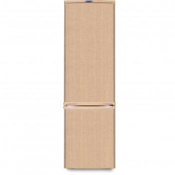 Холодильник don r-295 buk, двухкамерный, класс а+, 360 л, цвет бук (бежевы