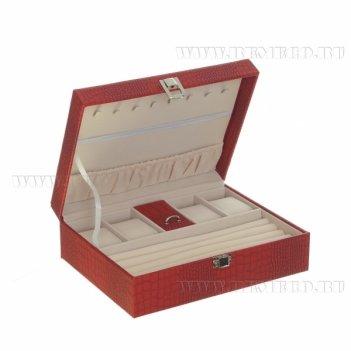Шкатулка для украшений и часов, l24 w19 h8 см