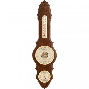 Метеостанция бм-71, барометр, гигрометр, термометр
