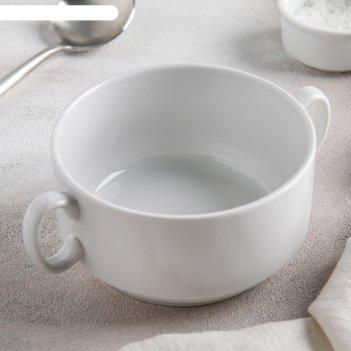 Чашка для бульона 470 мл белье