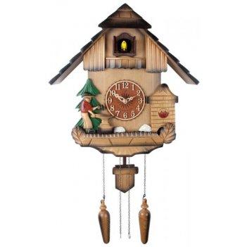Настенные часы с кукушкой phoenix p 568