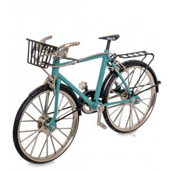 Vl-07/1 фигурка-модель 1:10 велосипед городской torrent romantic голубой