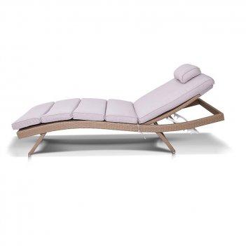 Садовый лежак 4sis лиссабон, садовая мебель
