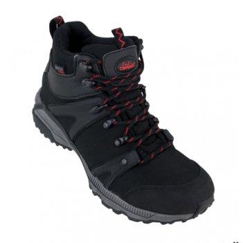 Ботинки треккинговые heysen мужские цвет black 780, 40