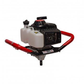 Мотобур ada ground drill-7 а00318, бензиновый, 2т, 3.26 л.с., 2.4 квт, d=2