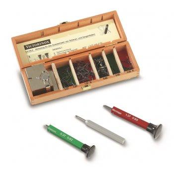 Набор для замены пружин в ножах victorinox, в деревянной коробке