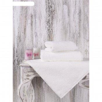 Полотенце mora, размер 90 x 150 см, кремовый