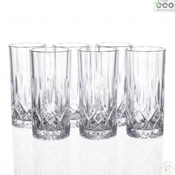 Набор стаканов для воды rcr opera 350мл (6 шт)
