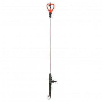 Распылитель круговой, удлинённый, 60 см, штуцер под шланги 1/2-3/4, металл