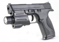 Пистолет мех., фонарь, 155мм., кор.