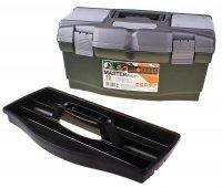 Ящик для инструментов master tour, темно-зеленый