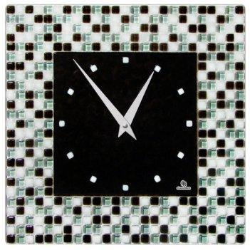 Часы  glass deco s-m10