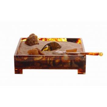 Дзен-сувенир янтарный сад
