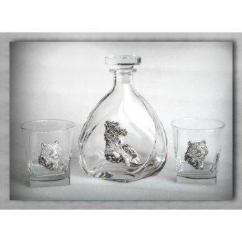 Набор для виски 310 на вершине. арт. ншт41310нв-22