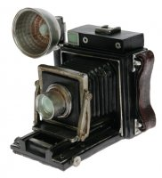 Копилка-ретро фотоаппарат 15*14*13см