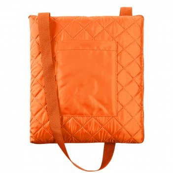 Плед для пикника soft & dry, ярко-оранжевый