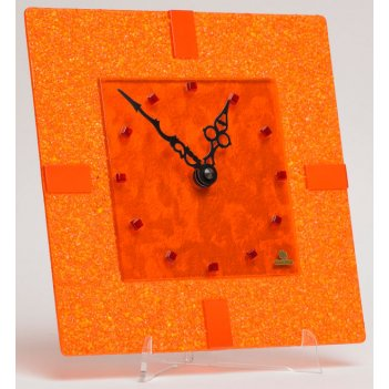 Часы  glass deco ns-k5