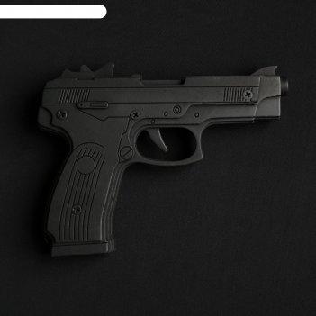 Резинкострел  пистолет грач, окрашенный, автоматический