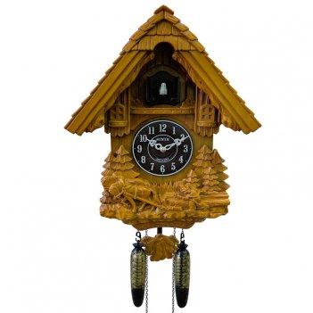 Настенные часы sinix 693f/a
