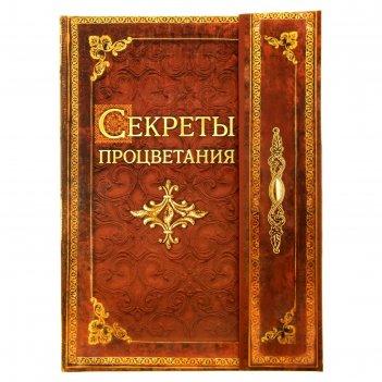 Ежедневник секреты процветания 84 листа