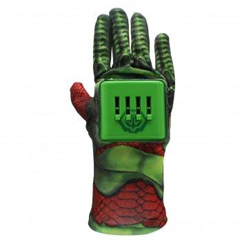 Перчатка-бластер glove blaster «пришелец» + 10 пуль