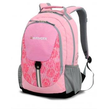 Новинка  рюкзак wenger цв. розовый 32х14х45