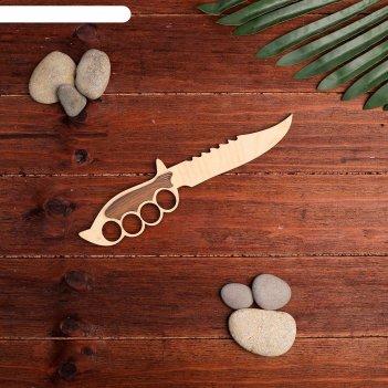 Сувенирное оружие нож 25x5,5 см
