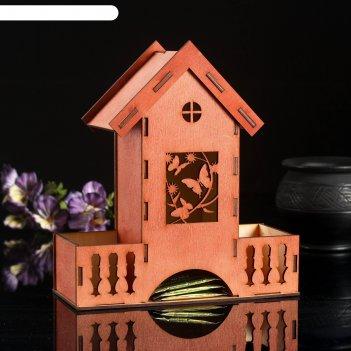 Чайный домик бабочки