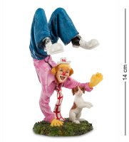 Ws-674 статуэтка клоун
