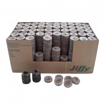 Кокосовые таблетки jiffy -7c 50 мм,640 шт/кор