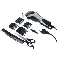 Машинка для стрижки волос irit ir-3300, 4 уровня стрижки, 13 вт, электриче