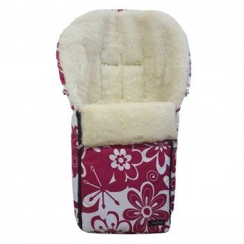 Спальный мешок в коляску aurora, 13 цветки