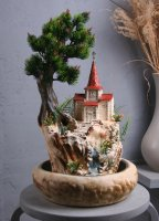 Ф33 декоративные комнатные фонтаны «возвращение»