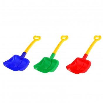 Лопата большая, цвета микс
