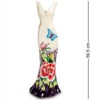 Jp-247/19 ваза напольная платье (pavone)