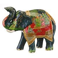 Фигурка слоник высота=32 см.длина=34 см.