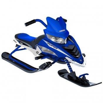 Ymc17001x снегокат yamaha viper snow bike синий