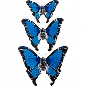 63-029-01 панно трио бабочек (о.бали)