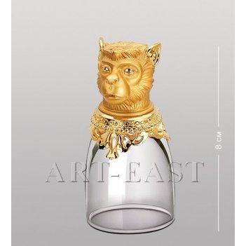Win-197 хот-шот мал. золот. символ года - обезьяна