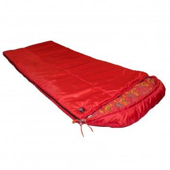 Спальник-одеяло век сшн-2, цвет микс